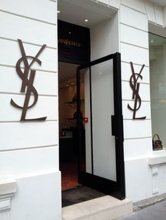 YSL rive gauche paris. Luxury safes, luxury brands, exclusive design, luxury goods, luxury life, maison et objet. For more luxury news check out: http://luxurysafes.me/blog/