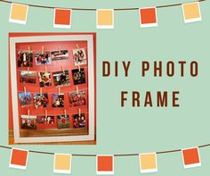 I'm always scrolling through Pinterest looking for my next crafty thing to do, and I've seen these DIY photo frames a few times now. As I'm moving back to college in a few days, I'm getting …