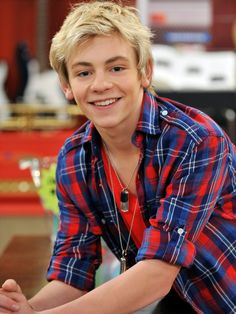 Austin Moon. He's annoying in that Disney show but I have a good feeling he's gunna be reaaaaally cute when he gets older. Lol
