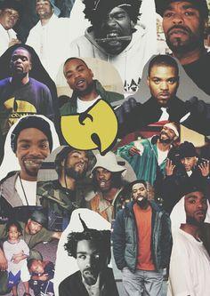 Hip Hop 90, Tupac Art, Arte Hip Hop, Hip Hop World, Method Man, Old School Music, Dope Wallpapers, Rap Wallpaper, Teenage Girl Gifts