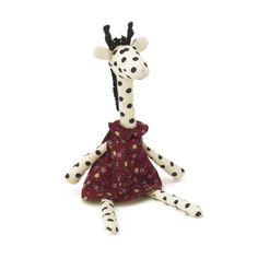 Giselle Giraffe Kuscheltier von Jellycat - Bonuspunkte sammeln, auf Rechnung bestellen, DHL Blitzlieferung!
