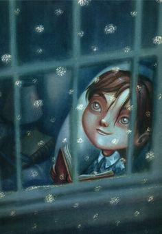 Swinging Christmas.  Olivia Ruiz, Benjamin Lacombe. Edelvives