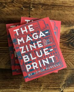 The Magazine Blueprint is a new book that goes in depth into the process of making an independent magazine. From coming up with an idea to building an audience, from social media to paper stock, from distribution to scaling, it's got everything you...