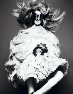 Interview Magazine September 2012 | Back To The Future by Mert Marcus