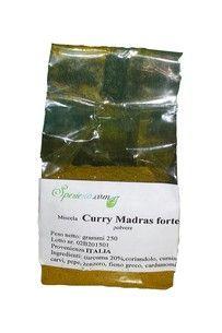 Curry Madras - Descrizione & ricette - Spezieria