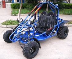 150cc 2Seater KING SIZE Go Kart Dune Buggy for 13