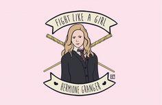Fight like a GIRL: um projeto sobre mulheres fortes e inspiradoras!