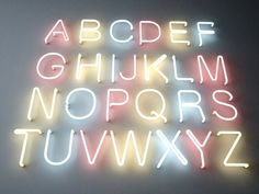 max letters neon lights tube - Tube Light Collection by mmvis