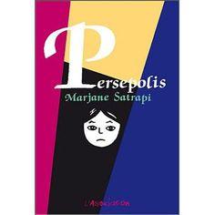 SATRAPI, Marjane. Persepolis - monovolume
