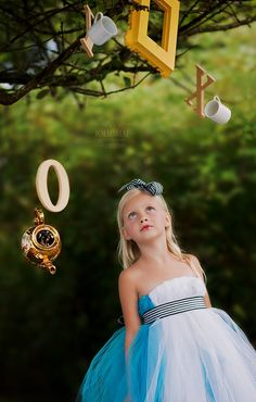 Dream With Me, Storybook Photography with Jolie Mae Photography, Alice In Wonderland, Styled photoshoot, tutu dress