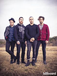 Fall Out Boy: The Billboard Photo Shoot