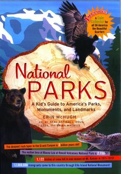 Really cute national parks book for kids...