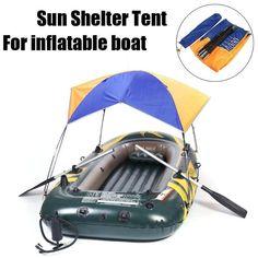 For Boat Sun Shelter Sailboat Awning Cover Fishing Tent Sun Shade Rain 585db83e8d36