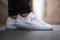 Nike Tennis Classic AC Triple White & Black post image