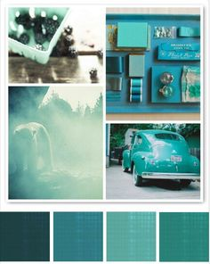 Teal/ turquoise / mint