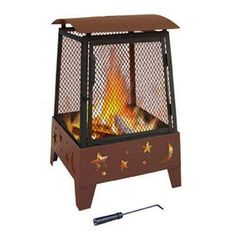 (CLICK IMAGE TWICE FOR UPDATED PRICING AND INFO) #home #outdoor #firepit #outdoorfirepit #tablefirepit #outdoorpatiofirepit #portablefirepit see more patio fire pit at http://zpatiofurniture.com/category/patio-furniture-categories/patio-fire-pit/ - Landmann Haywood Fire Pit (25296) – « zPatioFurniture.com
