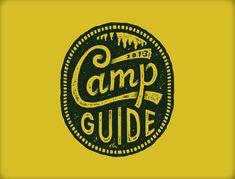 Camp Guide from Dan Cassaro                                                                                                                                                                                 More