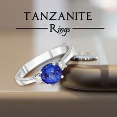 Tanzanite ring celeb choice !