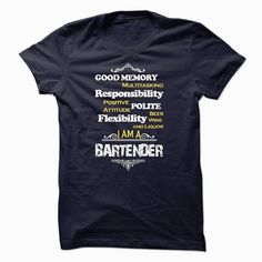 Hot Tshirt for Bartender, Order HERE ==> https://www.sunfrog.com/LifeStyle/Hot-Tshirt-for-Bartender-27924058-Guys.html?52686, Please tag & share with your friends who would love it , #renegadelife #birthdaygifts #christmasgifts