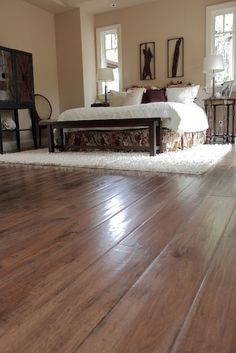 Thinking about doing rustic hickory hardwoods.. thoughts??  Plantation Hardwood Floors Rustic Hickory