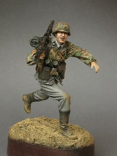 Figures: SS machine gunner, photo #6