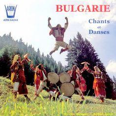 MUZIKA BALKANA - BALKAN MUSIC: Folk ENSEMBLE VARNA - Song and dances