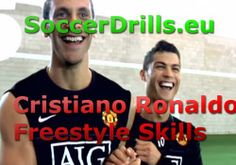 Cristiano Ronaldo freestyle skills  #soccer #soccerdrills #drills #football #freestyle