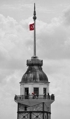 Background 📸  Üsküdar / Kız Kulesi ❤️
