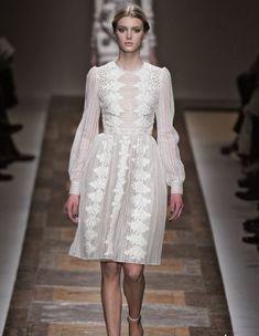 Long Sleeve Lace Wedding/Formal Dress