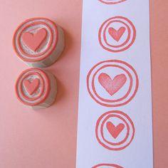 "funny time ❥ stamp ideas ""Sarah Kathryn's Creatiate"" Stamp Printing, Screen Printing, Homemade Stamps, Eraser Stamp, Stamp Carving, Form Design, Custom Stamps, Linocut Prints, Origami"