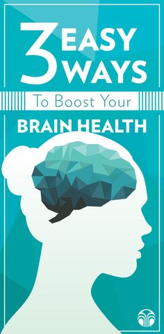 What can you do to support the health of your brain? Here are 3 simple changes to boost your brain health! #NuSkin