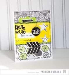 Plus One Cards | American Crafts by patricia at @Studio_Calico