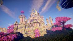 A Lunar Dream Minecraft World Save
