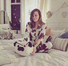 Marzia Bisognin | pajamas | maya pillow