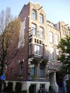Amsterdam - Hotel Fita ~ If you are ever in Amsterdam this is the place stay.  Reasonable rates, close to transit and the most awesome Dutch pancakes ever!!!