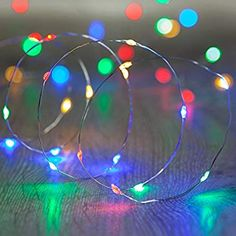 Metaku Fairy Lights Battery Operated LED String Lights Twinkle Lights with 30 LED Waterproof Firefly Gentle Starry Ornamental Mini Lights for Bed room Residence Backyard Wedding ceremony Social gathering (RGB, 1 Pack)
