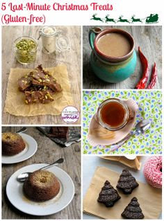 A Calculated Whisk: 5 Last-Minute Christmas Treats (Gluten-free)