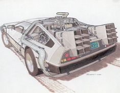 Back to the Future™ | Creating the Time Machine