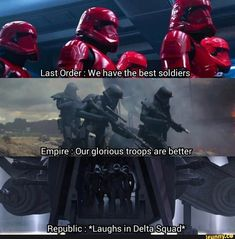 Star Wars Jokes, Star Wars Facts, Star Wars Comics, Star Wars Rebels, Star Wars Clone Wars, Star Wars Pictures, Star Wars Images, Video Games Funny, Funny Games