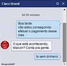 Humortalha + humor - Comunidade - Google+ Funny Memes, Jokes, Bad Mood, Humor, Funny Cute, Lol, Community, Good Jokes, Lame Jokes