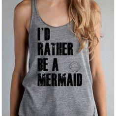 Mermaids #mermaid #sereia #shirt