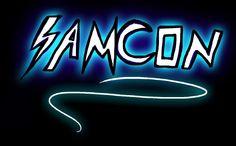 DJ Samcon's Main Frame Logo