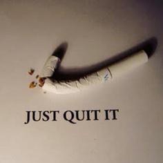 No smoking day...better make it No smoking lifetime!