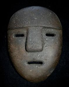 Museo Mapuche Pucon, Pucon Picture: flauta pan piedra siameses - Check out TripAdvisor members' candid photos and videos of Museo Mapuche Pucon Sculpture Head, Abstract Sculpture, Totems, Art Eras, Masks Art, Ancient Artifacts, Old Art, Stone Carving, Stone Art