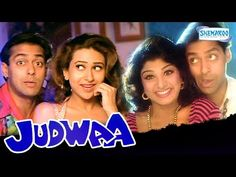 (2574) Judwaa -Salman Khan - Karisma Kapoor - Rambha - Hindi Full Movie - YouTube