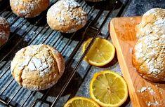 Φτιάξε εύκολα τα πιο μυρωδάτα μπισκότα λεμονιού! | Parallaxi Magazine Pastries, Muffin, Bread, Breakfast, Food, Morning Coffee, Tarts, Brot, Essen