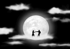 """mistymorrning: """" i'll take you dancing … on the moon… """""""