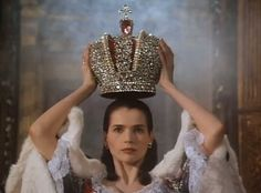 Julia Ormond as Young Catherine of Russia Julia Ormond, Epic Film, Catherine The Great, Royal Crowns, Entertaining, Costumes, Star Crossed, Films, Movies