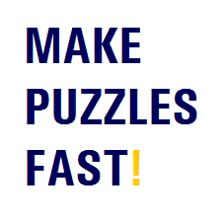 PuzzleFast — An instant word puzzle maker for teachers, parents, anyone. Word search, crossword, and more. Easy and free!