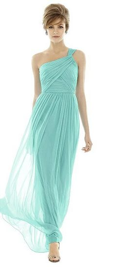 Mix & Match Bridesmaid Dresses : The Dessy Group Style D691